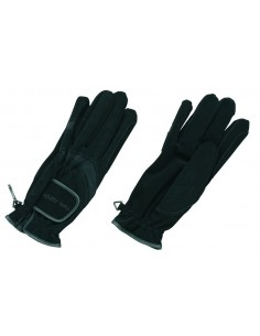 Harry Hall Domy Suede Riding Glove