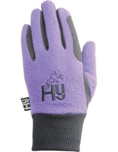 Hy5 Everyday  Winter Two Tone Riding Gloves
