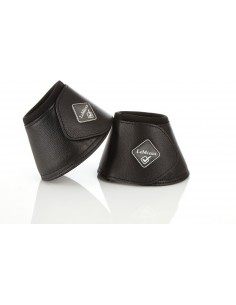 LeMieux Leather Wrap Round Over Reach Boots