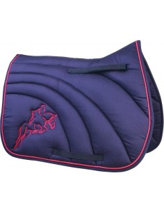 Jumping Horse Saddle Cloth