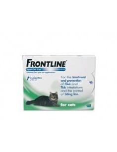 Frontline Spot On Cat Flea Treatment