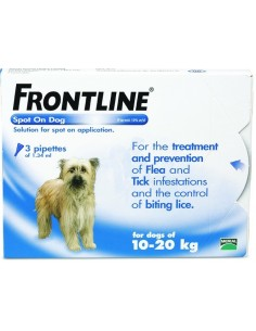 Frontline Spot On Dog Flea Treatment
