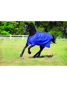 Horseware Amigo Hero 6 Turnout Lite 0g Horse Rug  Atlantic Blue