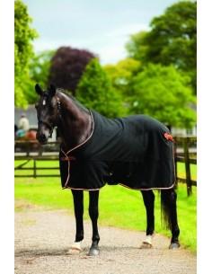 Horseware Rambo Grand Prix Show Rug Cooler black and orange
