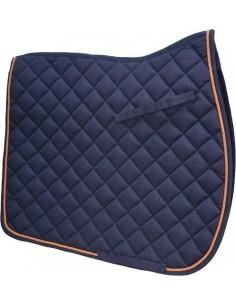 HySPEED Prol Saddle Cloth Navy/Orange