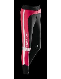 Harry Hall Ladies Hi Viz Womens Breeches Pink