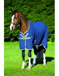 Horse Rambo Helix Sheet with Disc Front Closure front