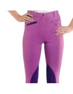 Ladies Gorringe Contrast Jodhpurs