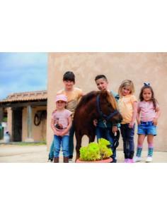 Horseware Kids Pique Polo Top