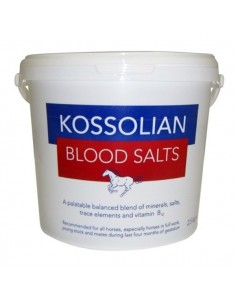 Kossolian Blood Salts 1kg