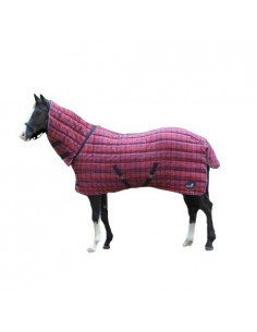 Masta Quiltmasta 350g Fixed Neck Stable Rug
