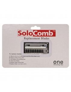 Solocomb Replacement Blades