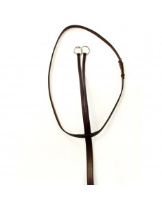 HyClass  Leather Running Martingale