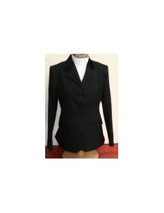Ladies Phoenix Pinstripe Riding Jacket