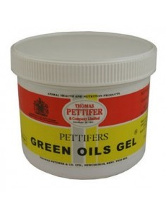 Pettifers Green Oils Gel 400g