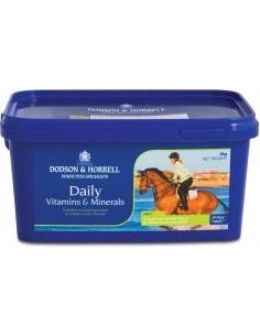 D&H Daily Vitamins & Minerals - 2kg