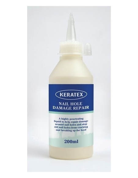 Keratex Nail Hole Damage