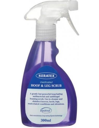 Keratex Medicated Hoof & Leg Scrub