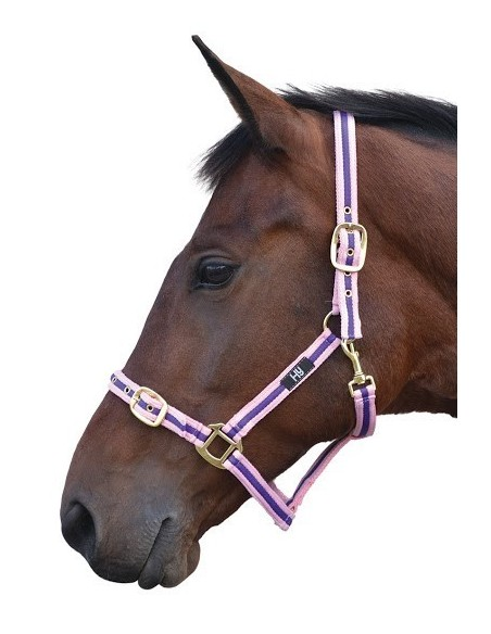 Hy Soft Webbing Head Collar