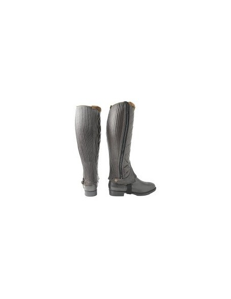 Hy  Winter Quilted Half Chaps