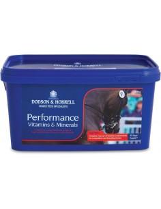 D&H Performance Vitamins & Minerals 3.5kg