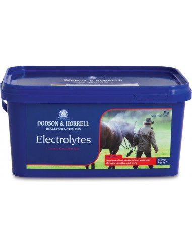 D&H Electrolytes -  2kg
