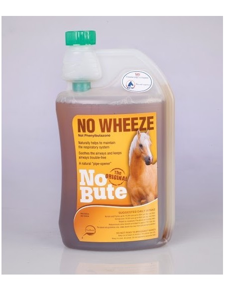 Animal Health Co No Wheeze 1 litre