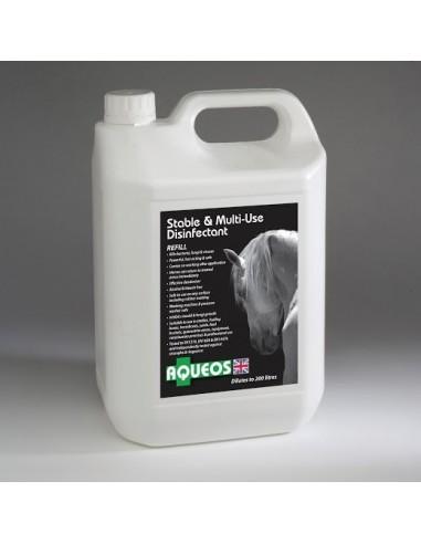 Aqueos Anti-Microbial Equine Disinfectant & Deoderiser Spray 750ml