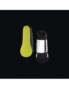 Harry Hall Hi-Viz Brushing Boots