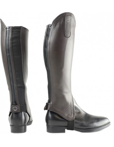 Hy  Leather Gaiters