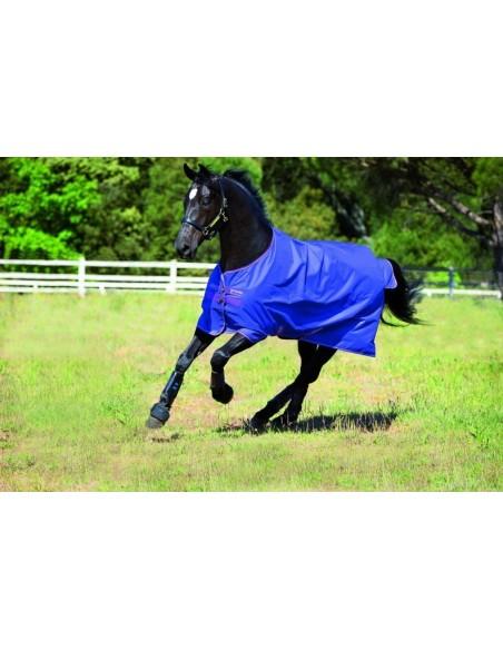 Horseware Amigo Hero 6 Turnout Lite 0g Horse Rug  Atlantic Blue