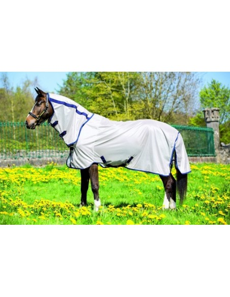 Horseware Amigo Mio Fly Horse Rug Bronze with Red