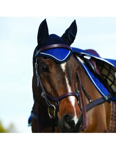 Horseware Rambo Grand Prix Earnet Navy & Beige