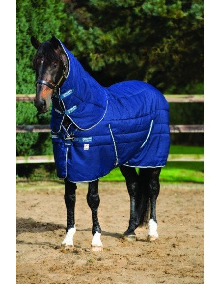 Horseware Rambo Stable Plus Rug Vari-Layer 450g - FREE RWO TOTE BAG