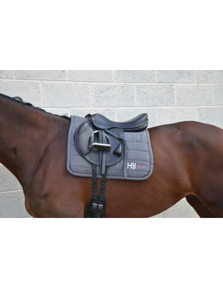 HySPEED Reversible Comfort Pad on horse