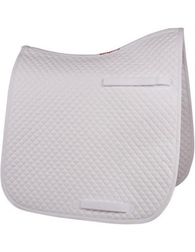 HyWITHER Competition Dressage Pad White