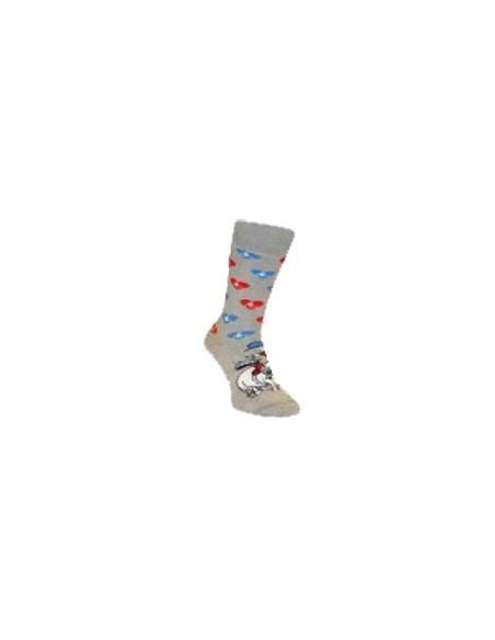Sockmine Thellwell Socks grey