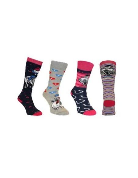 Sockmine Thellwell Socks navy 4 colours