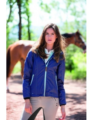 Horseware Ladies Cleona Riding Jacket Front