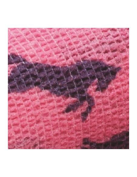 Harry Hall Flex Wraps Pink Horse