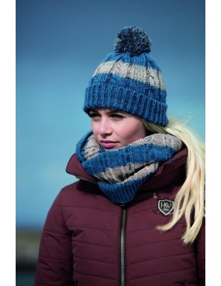Horseware Knitted Hat & Snood Set
