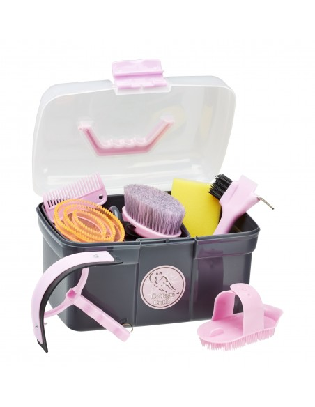 Cottage Craft Grooming Grey Pink