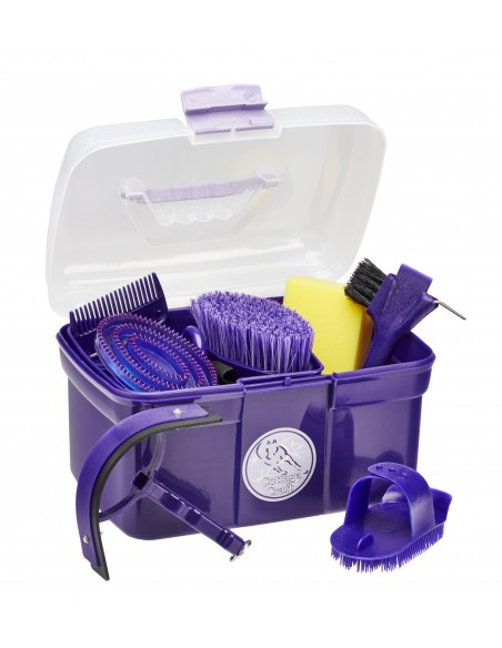 Cottage Craft Grooming Kit Purple/Lilac