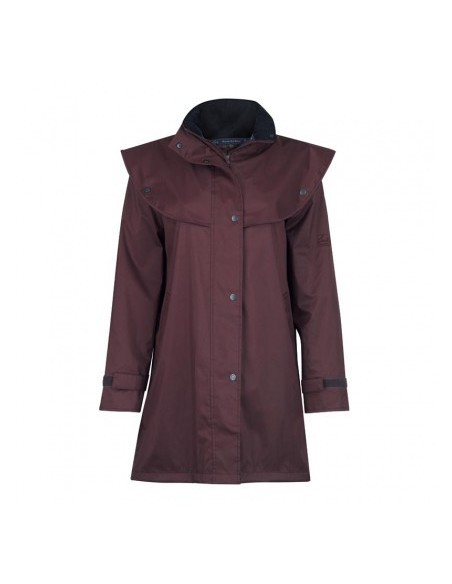 Jack Murphy Cotswold Jacket Deep Claret