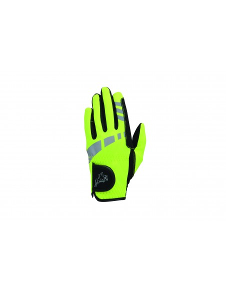 Hy5 Extreme Reflective Softshell Gloves Front
