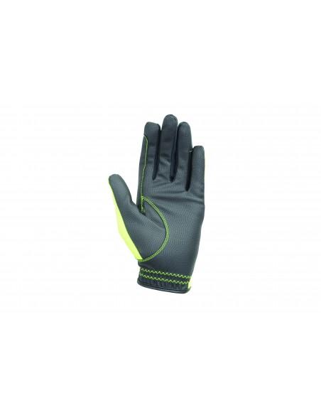 Hy5 Extreme Reflective Softshell Gloves Back