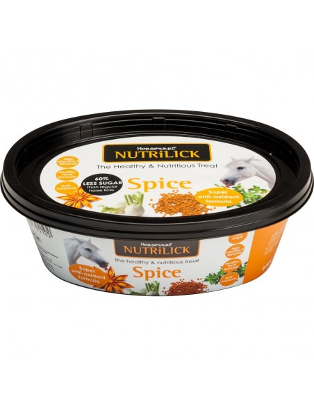 Horseware Nutrilick 650g spice