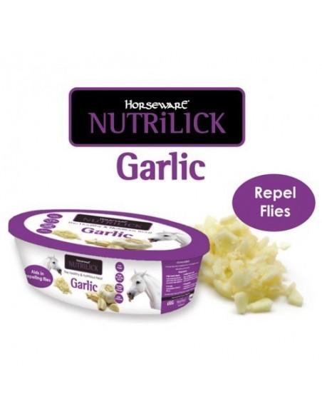 Horseware Nutrilick 650g garlic