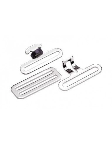 Masta Surcingle Set with Rubber Safety Stop