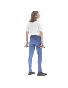 Ladies Self Seat Check Gorringe Jodhpurs
